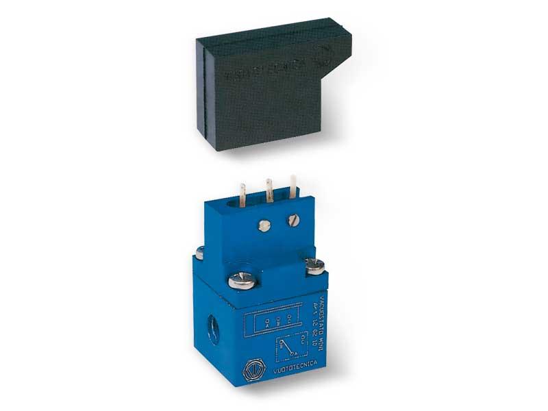 Vacuostato mini electromecánico