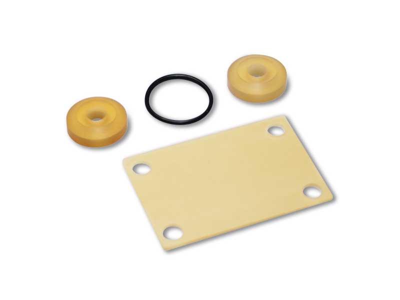 Kit de juntas y membranas de conducción para válvulas y electroválvulas de vacío
