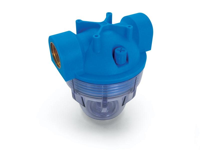 Contenedor para cartuchos filtrantes con estanqueidad de aplastamiento, serie FP