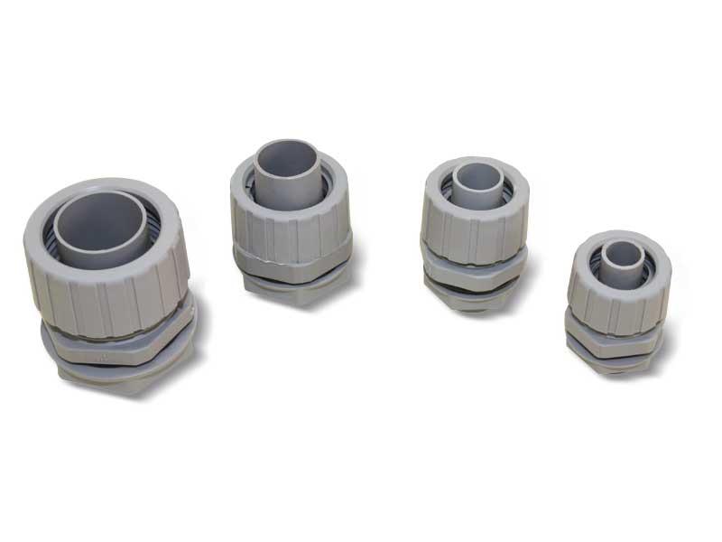 Racores para tubos flexibles TPR
