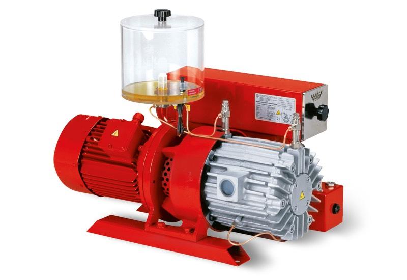 Bombas de vacío VTLP 75/G1, VTLP 90/G1 y VTLP 105/G1, con lubricación a pérdida