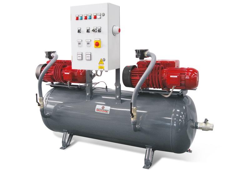 Depresores horizontales de seguridad DSO 300V ... y DSO 500V ...