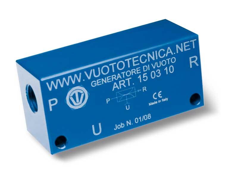 Generador de vacío de una etapa 15 03 10
