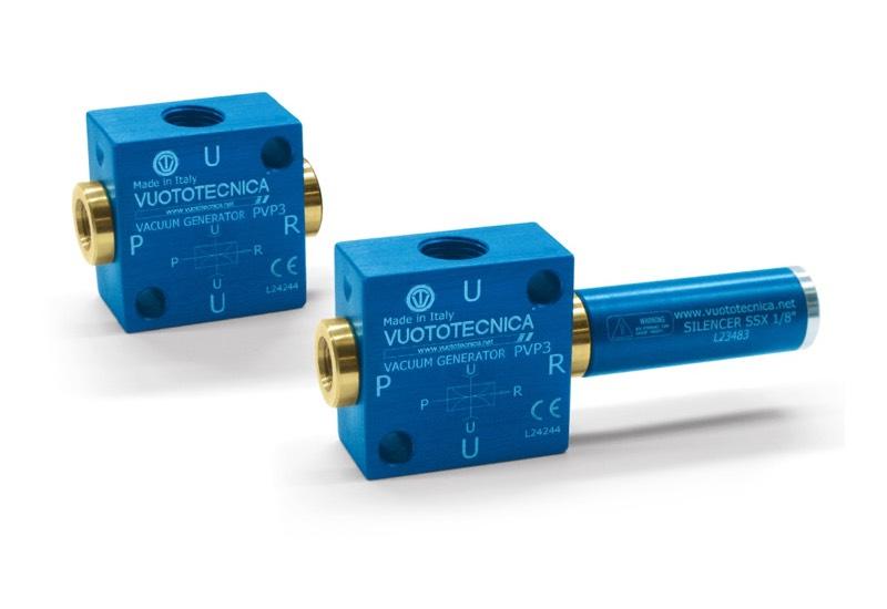 Generador de vacío de una etapa PVP 3