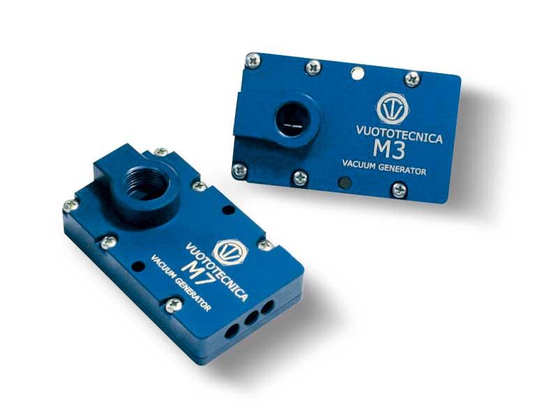 Generadores de vacío multietapa serie M