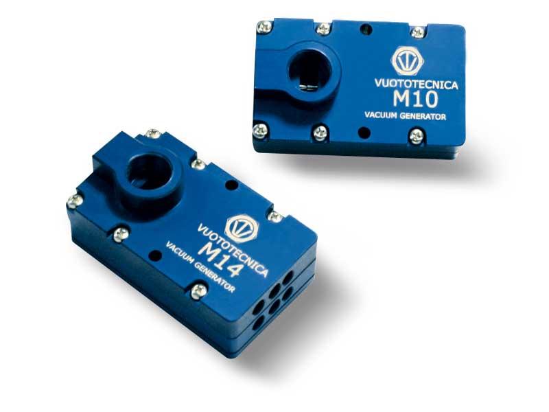 Generadores de vacío multietapa M 10, M 14 y M 18