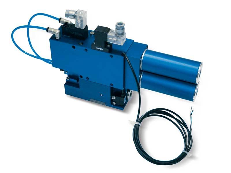 Accesorios y repuestos para generadores de vacío de una etapa y multifunción, serie AVG