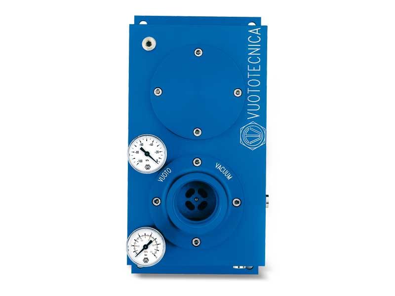 Generadores de vacío multietapa PVP 140, PVP 170 y PVP 200 M / MLP