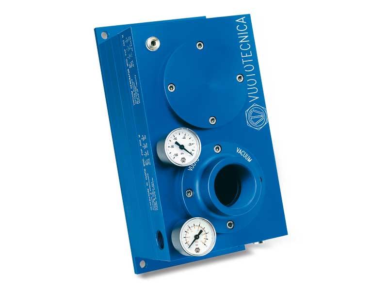 Generadores de vacío multietapa PVP 250 y PVP 300 M / MLP