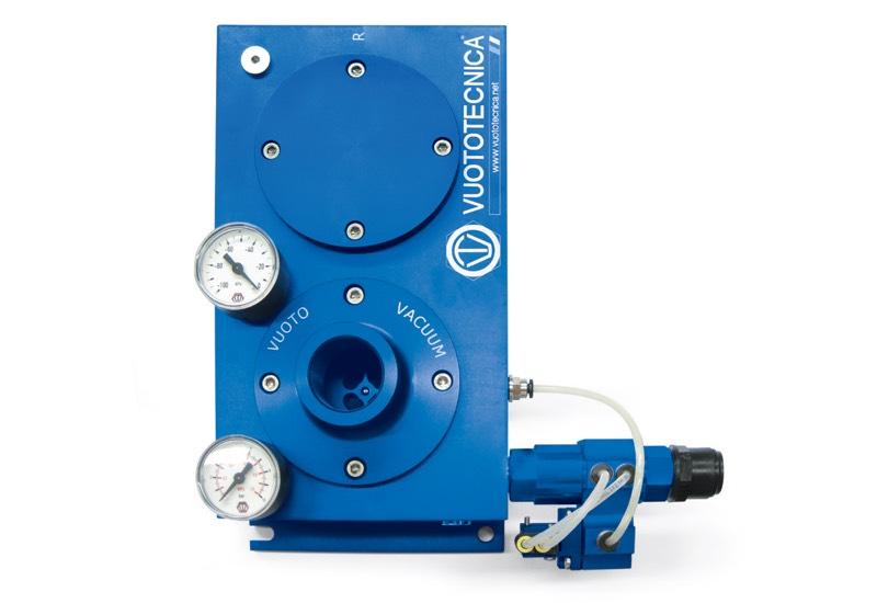 Accesorios para generadores de vacío PVP 40 ÷ 300 M / MLP