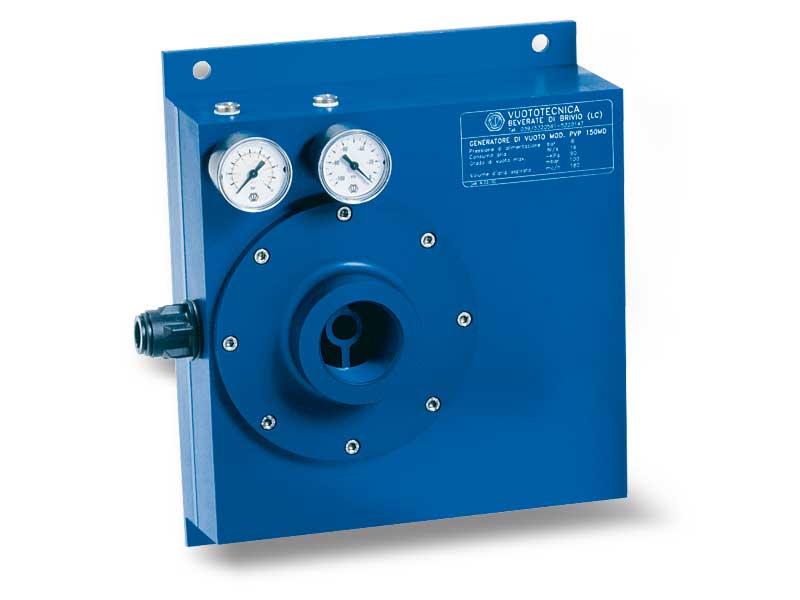 Generadores de vacío multietapa y modulares PVP 150 y PVP 300 MD / MDLP