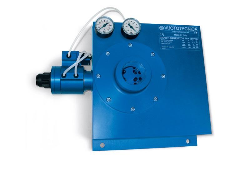 Accesorios para generadores de vacío PVP 150 ÷ 750 MD / MDLP