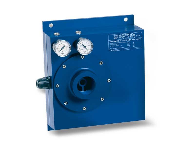 Generadores de vacío multietapa y modulares PVP 450 y PVP 600 MD / MDLP