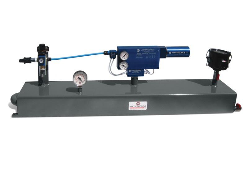 Minidepresores neumáticos DOP 20