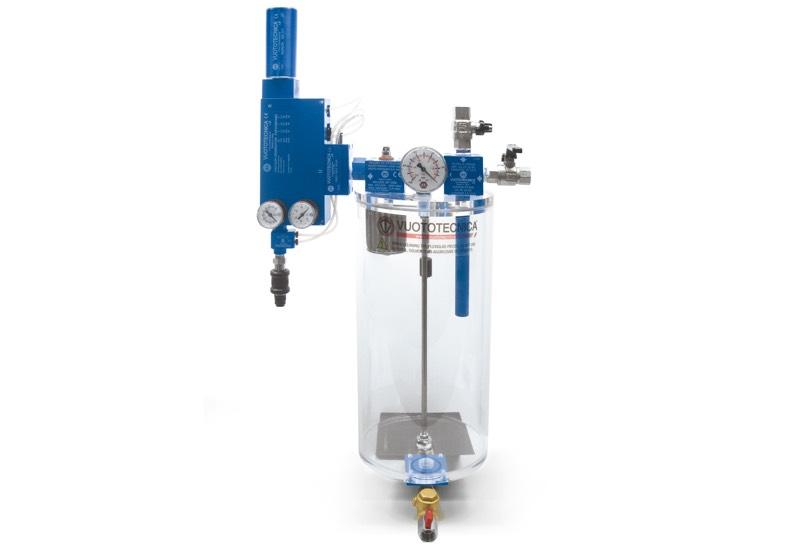 Unidades de aspiración con filtro de sifón GA FS 20 ÷ GA FS 30 ES