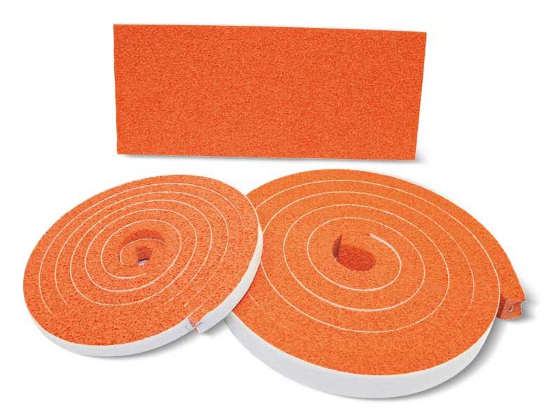 Placas y bandas de goma espuma OF